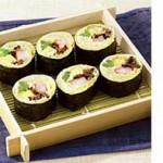 稲庭うどん寿司