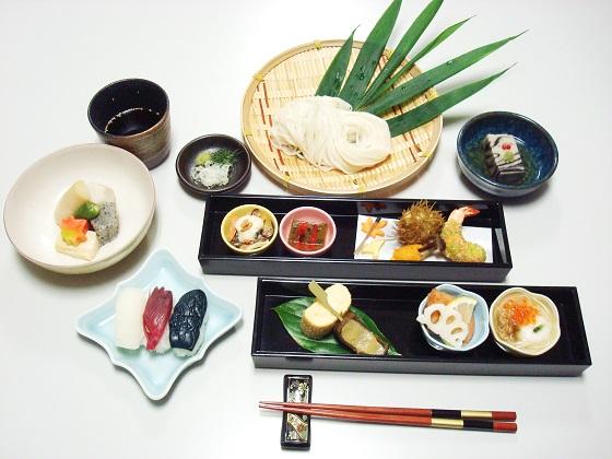 祇園 京懐石+ご当地うどん