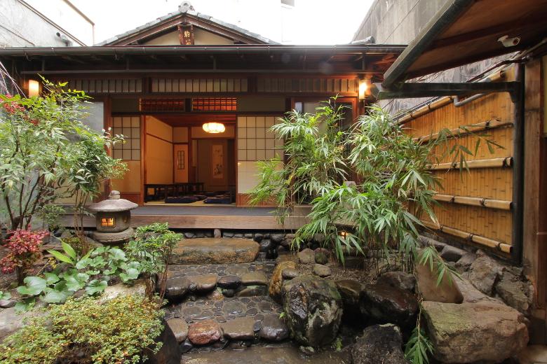 京都観光での京町屋
