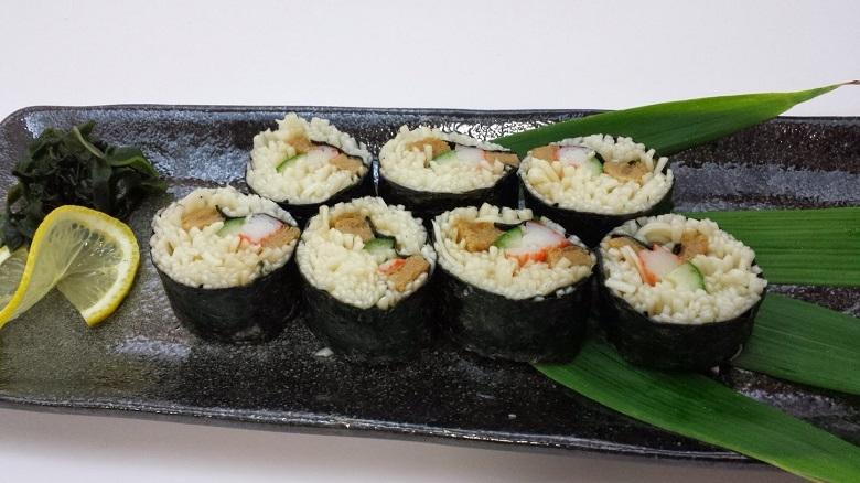 うどん寿司